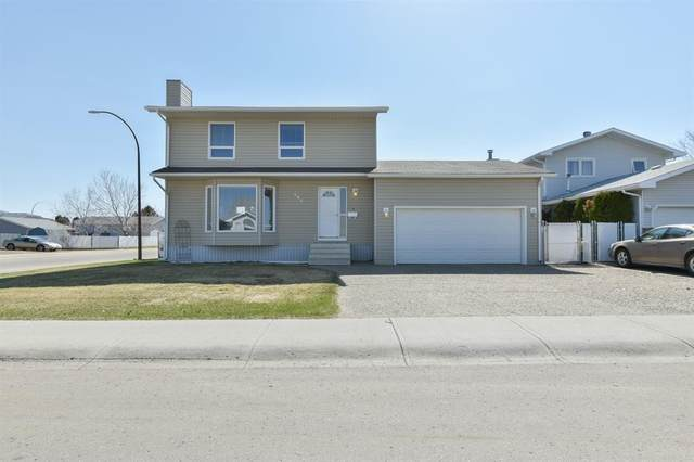 265 Sprague Way SE, Medicine Hat, AB T1B 3L9 (#A1097934) :: Greater Calgary Real Estate
