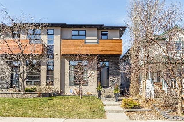 2010 31 Avenue SW, Calgary, AB T2T 1T2 (#A1097975) :: Redline Real Estate Group Inc