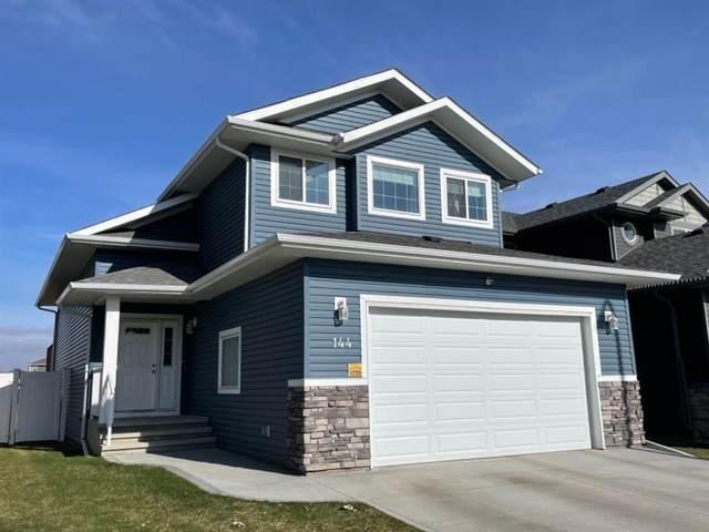 144 Van Slyke Way, Red Deer, AB T4R 0N5 (#A1097985) :: Calgary Homefinders