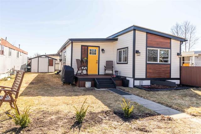 4402 48 Avenue, Sylvan Lake, AB T4S 1M7 (#A1098053) :: Calgary Homefinders