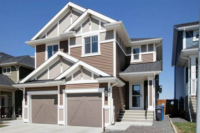 403 Sunrise View, Cochrane, AB T4C 0Z8 (#A1098056) :: Redline Real Estate Group Inc