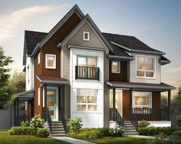 253 Belmont Street SW, Calgary, AB T2X 4H8 (#A1098115) :: Greater Calgary Real Estate