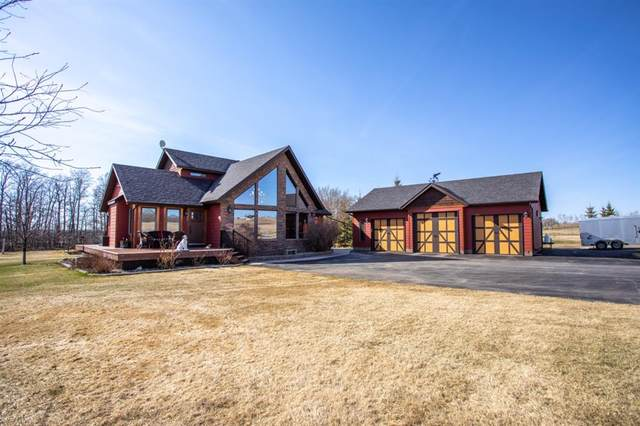 421003 Range Road 10 #22, Rural Ponoka County, AB T4J 1V9 (#A1098157) :: Redline Real Estate Group Inc