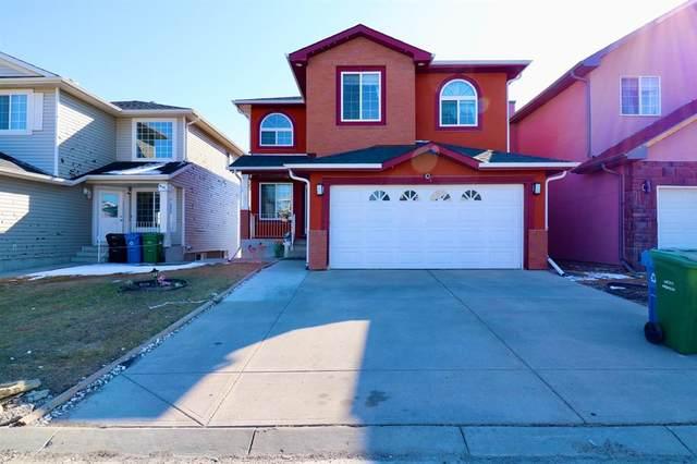 456 Taracove Estate Drive NE, Calgary, AB T3J 4S8 (#A1098199) :: Redline Real Estate Group Inc