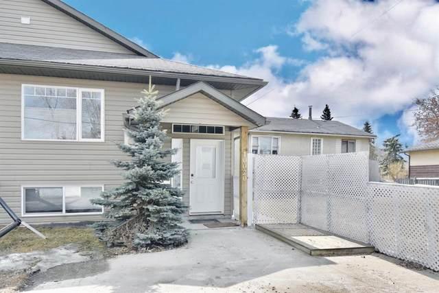 10020 103 Avenue #4, Grande Prairie, AB T8V 1B8 (#A1098222) :: Calgary Homefinders