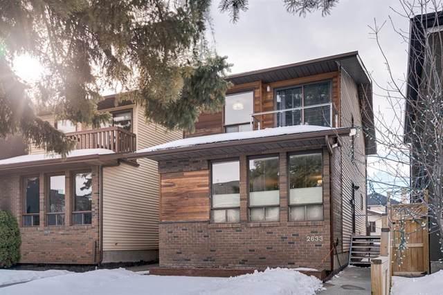 2633 25A Street SW, Calgary, AB T3E 1Z3 (#A1098264) :: Redline Real Estate Group Inc
