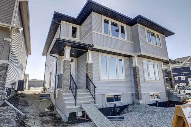132 Creekside Drive SW, Calgary, AB T2X 4R5 (#A1098272) :: Calgary Homefinders