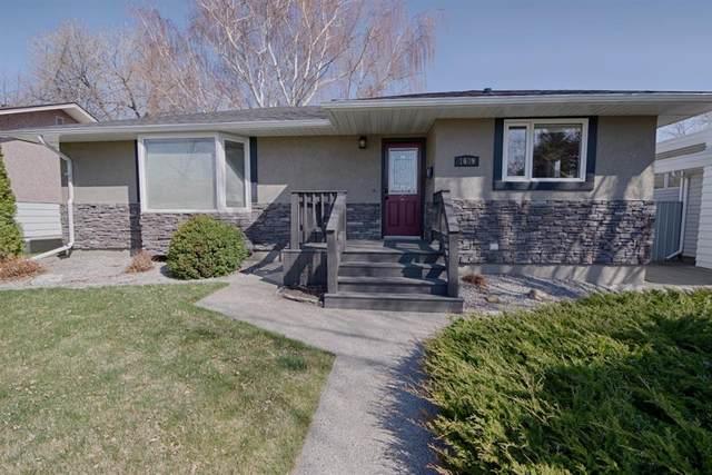 1609 17 Avenue S, Lethbridge, AB T1K 1A5 (#A1098333) :: Calgary Homefinders