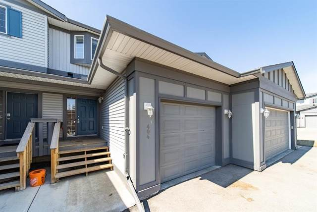 720 Willowbrook Road NW #404, Airdrie, AB T4B 2Y9 (#A1098346) :: Redline Real Estate Group Inc