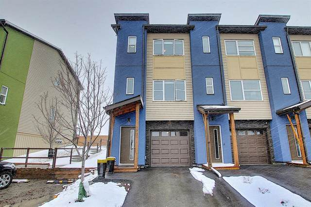 2461 Baysprings Link SW #805, Airdrie, AB T4B 4C6 (#A1098358) :: Redline Real Estate Group Inc