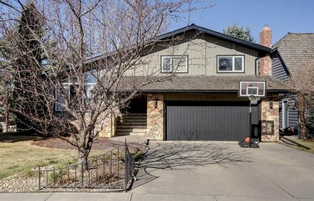 1100 Lake Placid Drive SE, Calgary, AB T2J 5H1 (#A1098429) :: Western Elite Real Estate Group