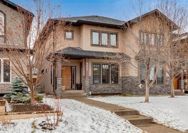 2027 32 Street SW, Calgary, AB T3E 2R2 (#A1098444) :: Redline Real Estate Group Inc