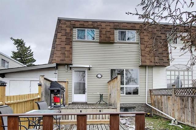 3930 Doverdale Crescent SE, Calgary, AB T2B 1V7 (#A1098449) :: Redline Real Estate Group Inc