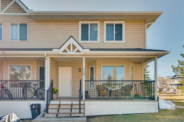 950 Arbour Lake Road NW #110, Calgary, AB T3G 5B3 (#A1098564) :: Redline Real Estate Group Inc