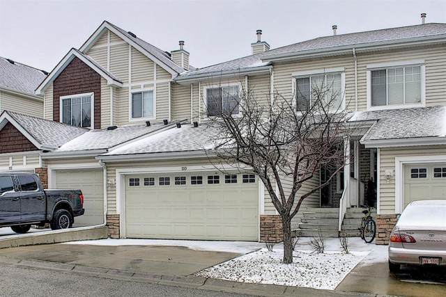 110 Hidden Creek Gardens NW, Calgary, AB T2Y 0A3 (#A1098578) :: Redline Real Estate Group Inc