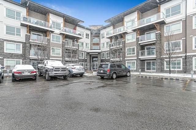 240 Skyview Ranch Road NE #2203, Calgary, AB T3N 1B6 (#A1098676) :: Redline Real Estate Group Inc