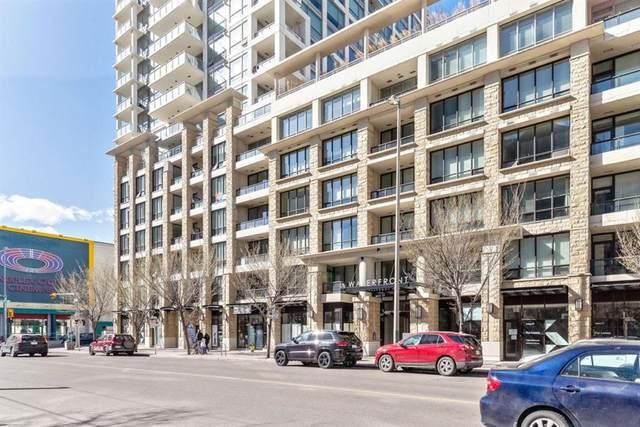 222 Riverfront Avenue SW #620, Calgary, AB T2P 0W3 (#A1098692) :: Calgary Homefinders