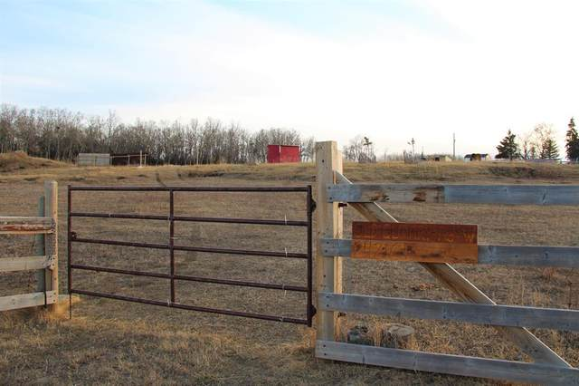 242165 Old Quarry Road W, Rural Foothills County, AB T0L 0X0 (#A1098714) :: Calgary Homefinders