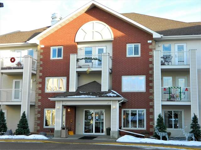 56 Carroll Crescent #207, Red Deer, AB T4P 3Y3 (#A1098721) :: Calgary Homefinders