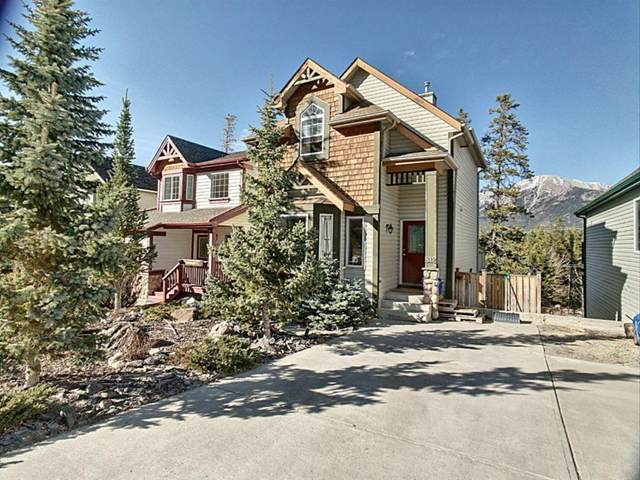 812 Lawrence Grassi Ridge, Canmore, AB T1W 2Y6 (#A1098875) :: Canmore & Banff