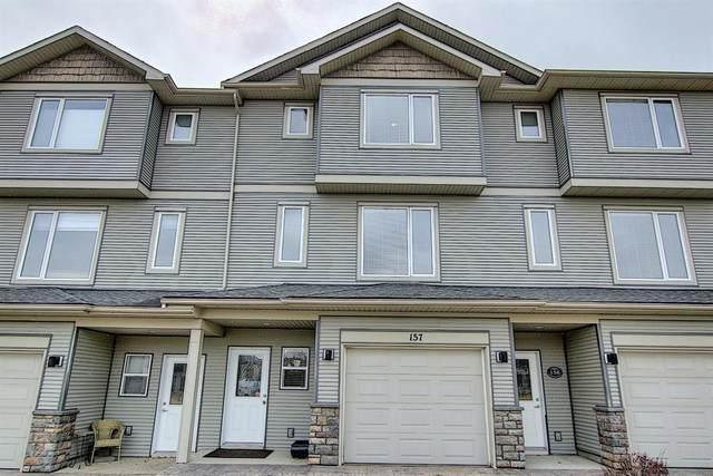 157 Crawford Drive, Cochrane, AB T4C 2G7 (#A1098962) :: Calgary Homefinders