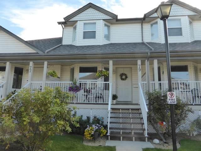 33 Donlevy Avenue #79, Red Deer, AB T4R 3B6 (#A1098978) :: Calgary Homefinders