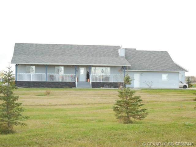 13-712054 Rge Rd 55 Range, Grande Prairie, AB T8X 4A8 (#A1099100) :: Team Shillington | eXp Realty