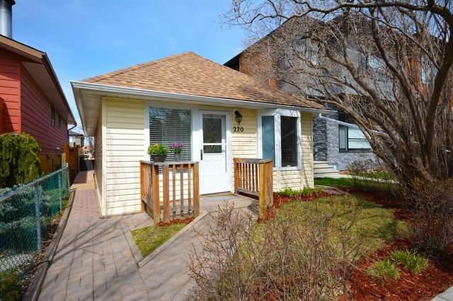 220 26 Avenue NE, Calgary, AB T2E 1Y9 (#A1099125) :: Calgary Homefinders