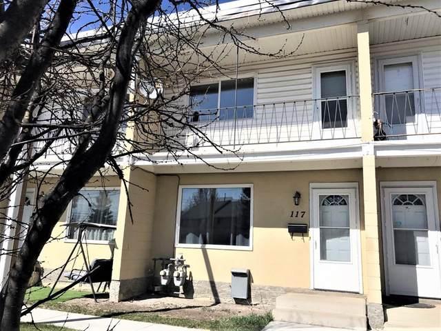 2211 19 Street NE #117, Calgary, AB T2E 4Y5 (#A1099142) :: Calgary Homefinders