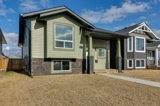 5 Coachman Way, Blackfalds, AB T4M 0A5 (#A1099150) :: Calgary Homefinders