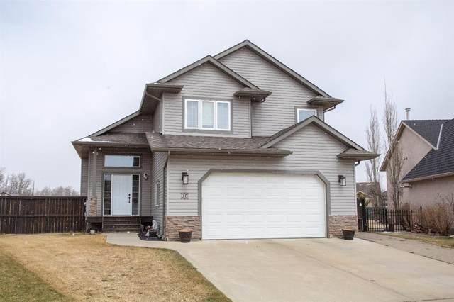 46 Estella Crescent, Lacombe, AB T4L 2M3 (#A1099195) :: Calgary Homefinders