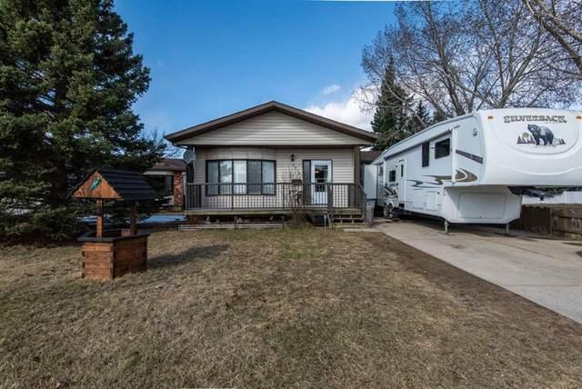 9618 64A Avenue, Grande Prairie, AB T8W 2B1 (#A1099207) :: Calgary Homefinders
