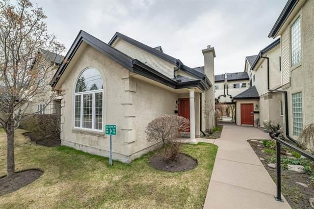 415 32 Avenue NW #305, Calgary, AB T2M 4V2 (#A1099245) :: Calgary Homefinders