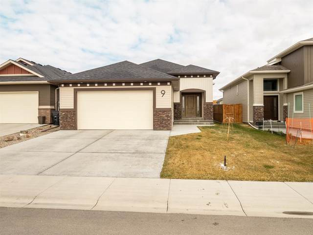 9 Riverford Close W, Lethbridge, AB T1K 8E6 (#A1099265) :: Western Elite Real Estate Group