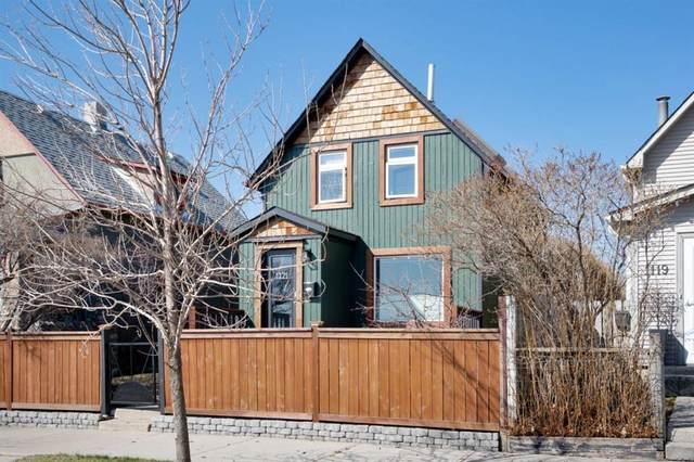 1121 10 Street SE, Calgary, AB T2G 3E3 (#A1099292) :: Western Elite Real Estate Group