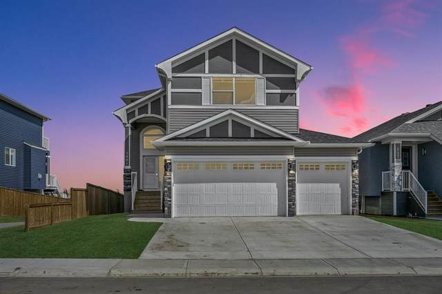 1481 Aldrich Place, Carstairs, AB T0M 0N0 (#A1099299) :: Western Elite Real Estate Group