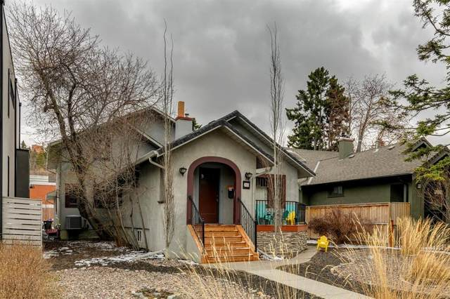 817 Rideau Road SW, Calgary, AB T2S 0S1 (#A1099305) :: Western Elite Real Estate Group