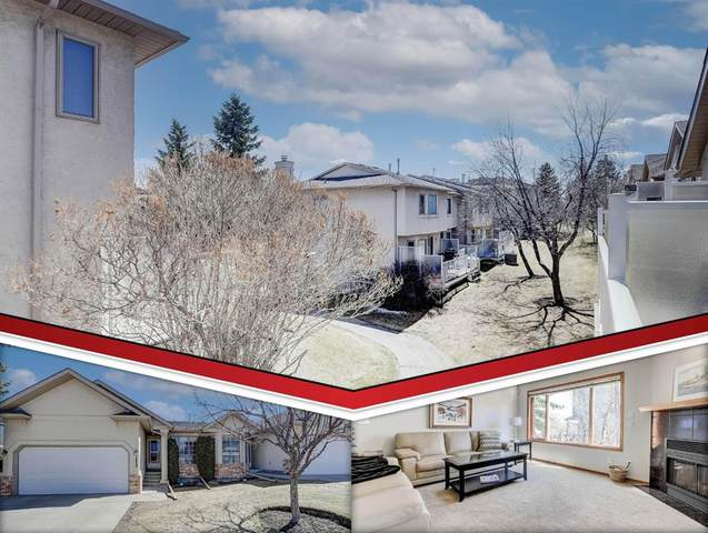 1412 Costello Boulevard SW, Calgary, AB T3H 3G9 (#A1099320) :: Calgary Homefinders