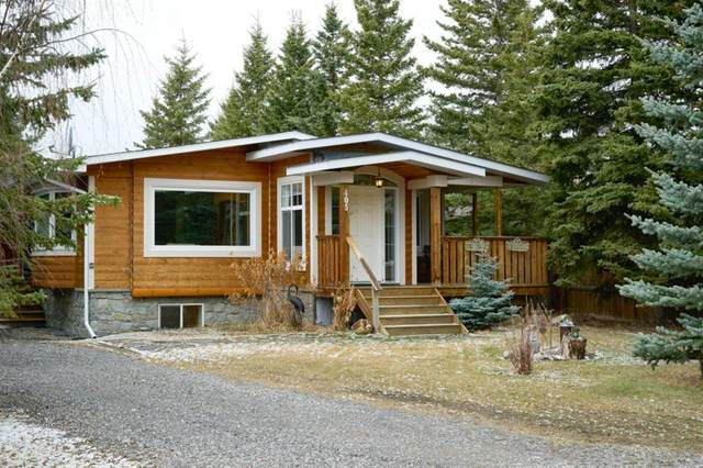 405 Ghost Lake Road, Ghost Lake, AB T4C 1B2 (#A1099343) :: Canmore & Banff