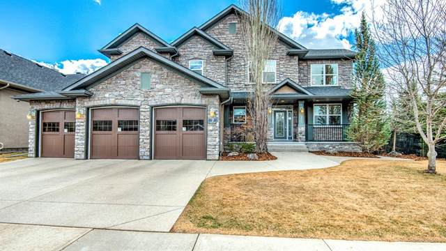 7 Discovery Valley Cove SW, Calgary, AB T3H 5H3 (#A1099373) :: Western Elite Real Estate Group