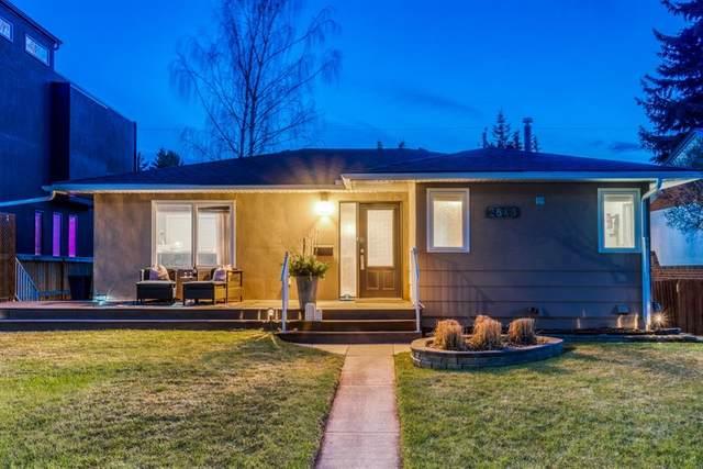 2843 42 Street SW, Calgary, AB T3E 3M2 (#A1099470) :: Redline Real Estate Group Inc