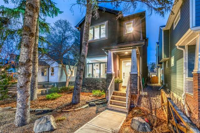 1418 16 Street SE, Calgary, AB T2G 3P5 (#A1099524) :: Western Elite Real Estate Group