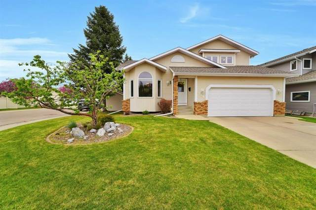 126 Duncan Crescent, Red Deer, AB T4R 2C1 (#A1099585) :: Calgary Homefinders