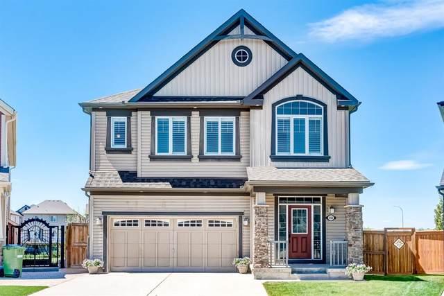 592 Windridge Road SW, Airdrie, AB T4B 2P9 (#A1099612) :: Calgary Homefinders
