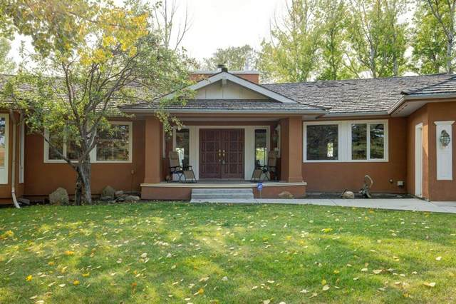 6 Pinetree Drive SW, Rural Rocky View County, AB T3Z 3K4 (#A1099624) :: Calgary Homefinders