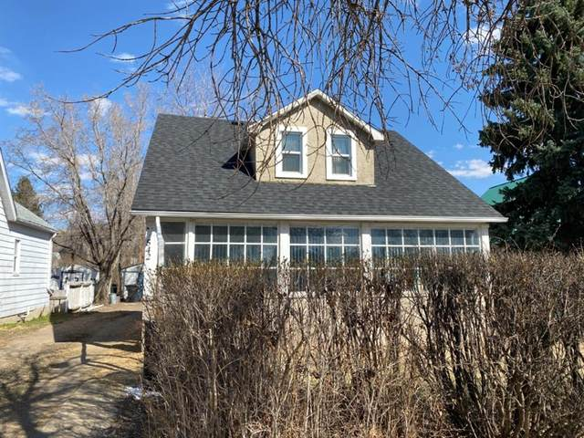 542 5 Street E, Drumheller, AB T0J 0Y0 (#A1099686) :: Calgary Homefinders