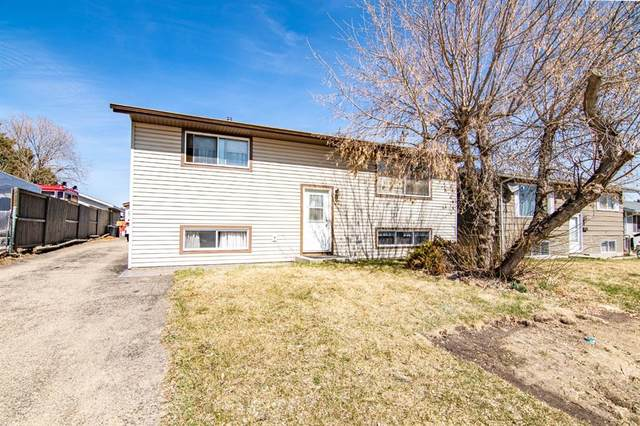 32 Northstar Drive, Lacombe, AB T0C 1S0 (#A1099858) :: Calgary Homefinders