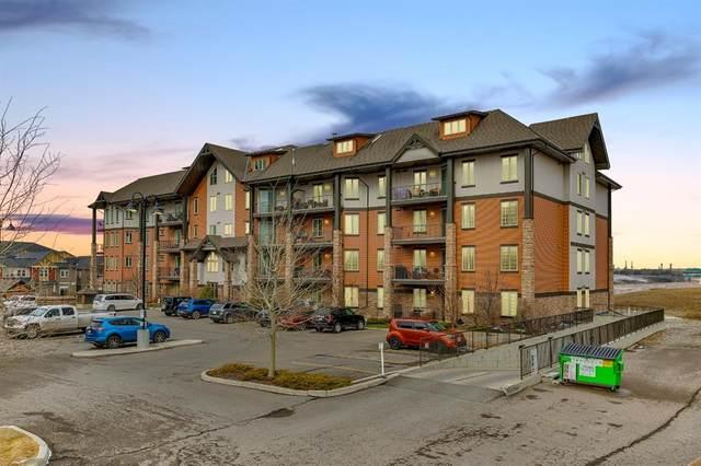 15 Sunset Square #2406, Cochrane, AB T4C 0E7 (#A1099865) :: Redline Real Estate Group Inc