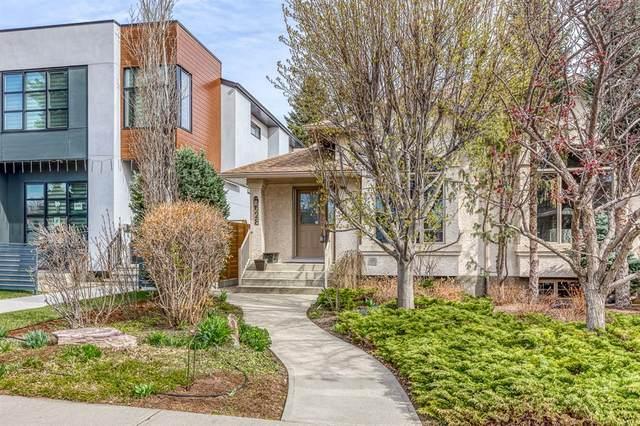 628 24 Avenue NW, Calgary, AB T2M 1X5 (#A1099883) :: Calgary Homefinders