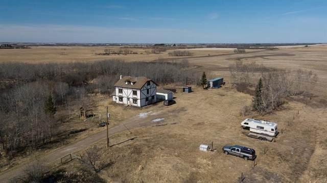 18314 Township Road 492, Rural Beaver County, AB T0B 4J3 (#A1099968) :: Calgary Homefinders